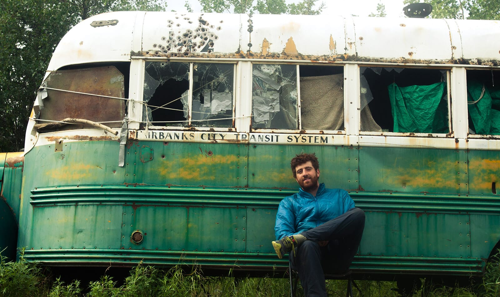 Finding Magic In Alaska In The Footsteps Of Chris Mccandless