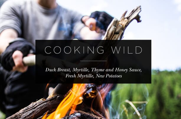 Cooking Wild