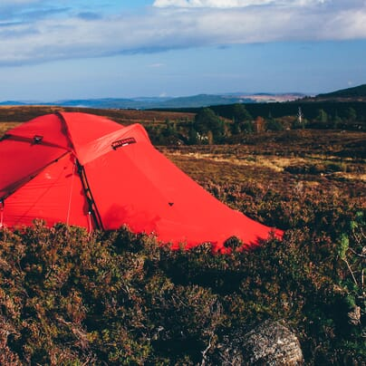 Hillberg Jannu Tent Review
