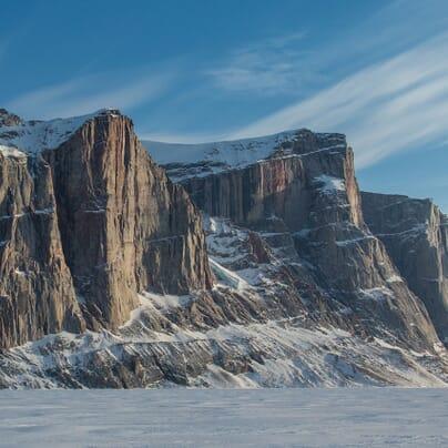 Gibbs Fiord Baffin Island