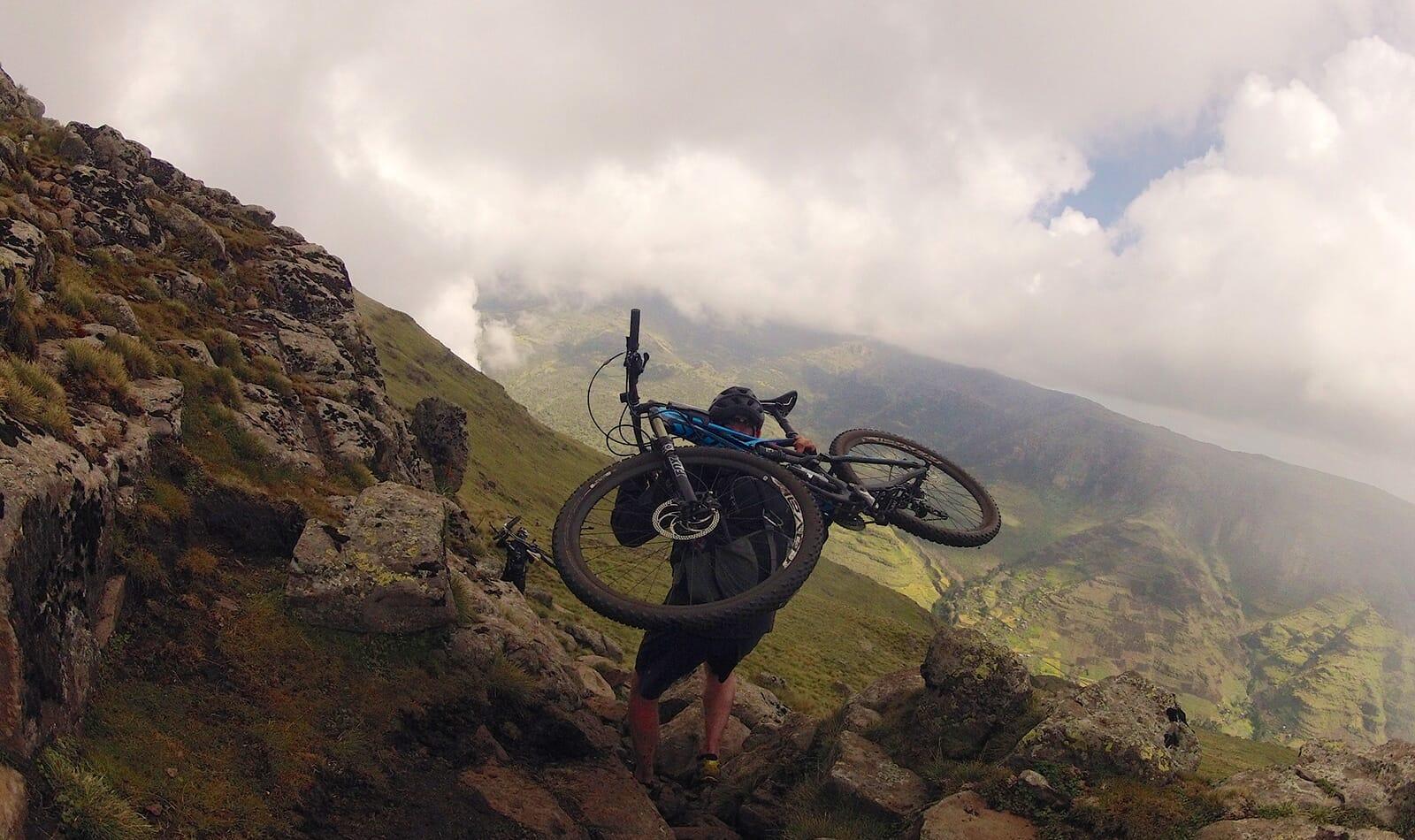 Mountain Biking The Ethiopian Highlands - Tracey Croke