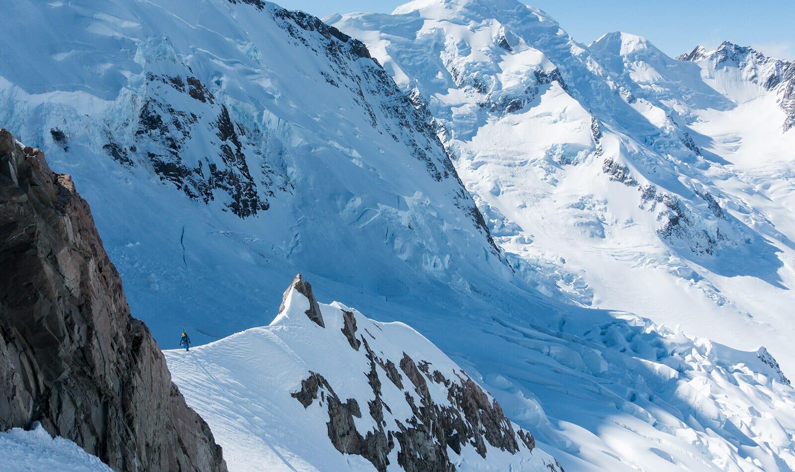 Adventure Skiing in New Zealand – Ross Hewitt
