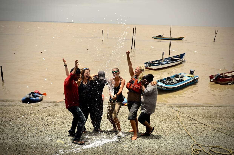 Running the Essequibo