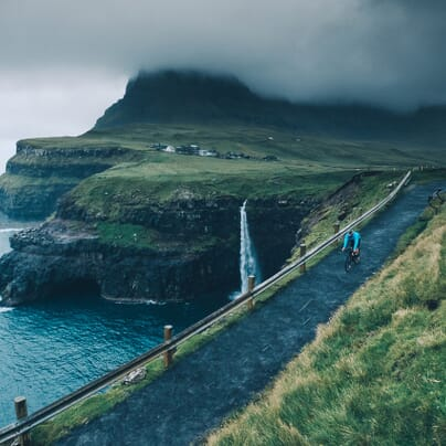 The Draw of the Faroes