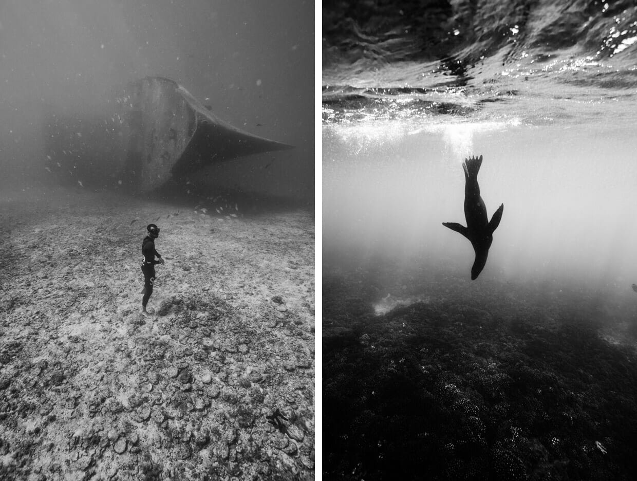 Photographing the Ocean Shallows